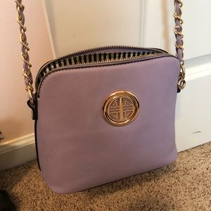 Handbags - Lilac Crossbody